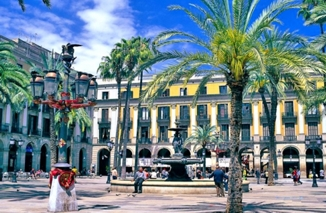Barcelona kurz Urlaub