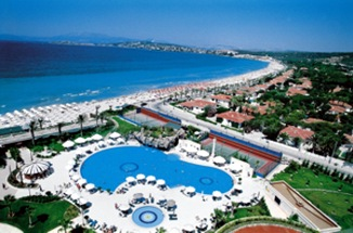 Izmir Flughafen nach Cesme Transfer zum Hotel